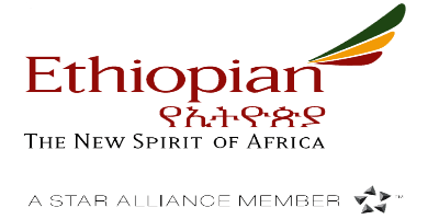 we use Ethiopian airlines for all group tours to Ethiopia