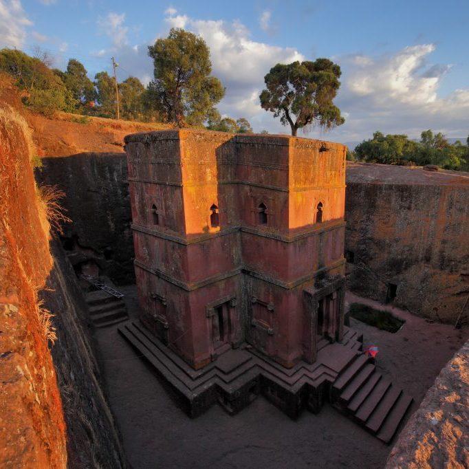 small Group Ethiopia tours to visit Lalibela