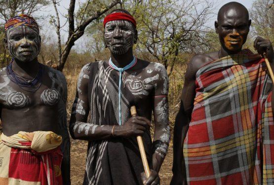 Ethiopia Lower Omo Valley tribes tours