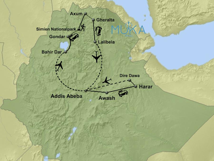 Harrar in Small Group Ethiopia Tours HA02