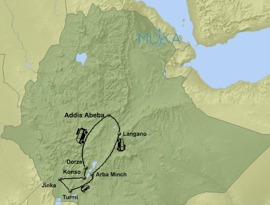 Small Group Ethiopia Tours