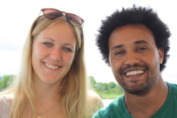 MUKA Ethiopia Tours Team On Lake Tana